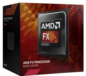 AMD FX-8370 4GHz Socket AM3+ Vishera CPU